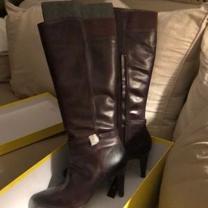 Joan & David Luxe High Heel Boots - size 11 M
